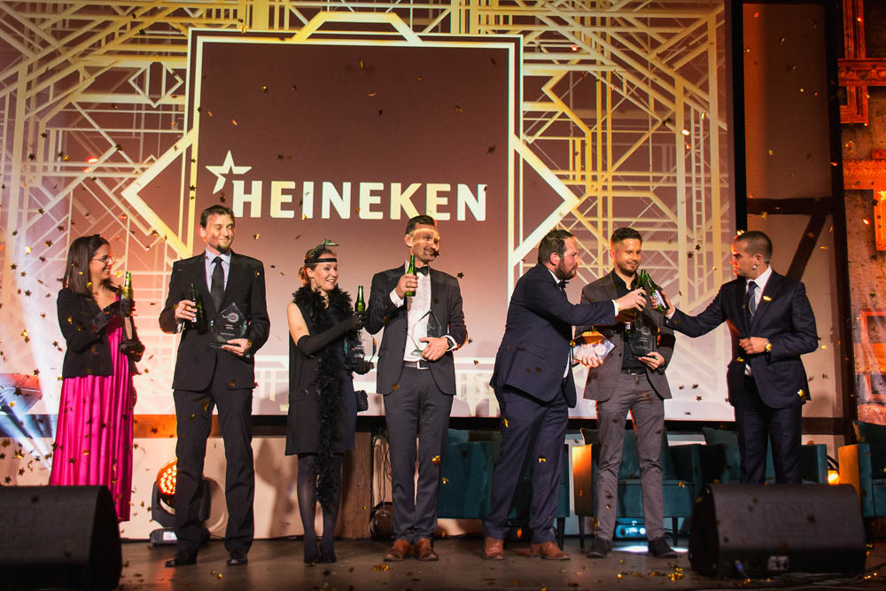 Heineken Retro Party